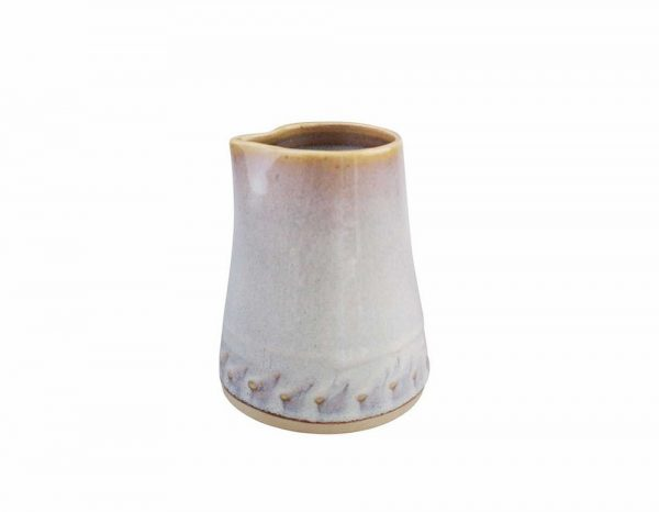 Castle Arch Oliean White Creamer - Beautiful Things Homeware