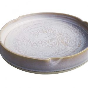 Castle Arch Oilean White Serving Dish - Beautiful Things Homeware