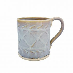 Castle Arch Oilean White Mug - Beautiful Things Homeware