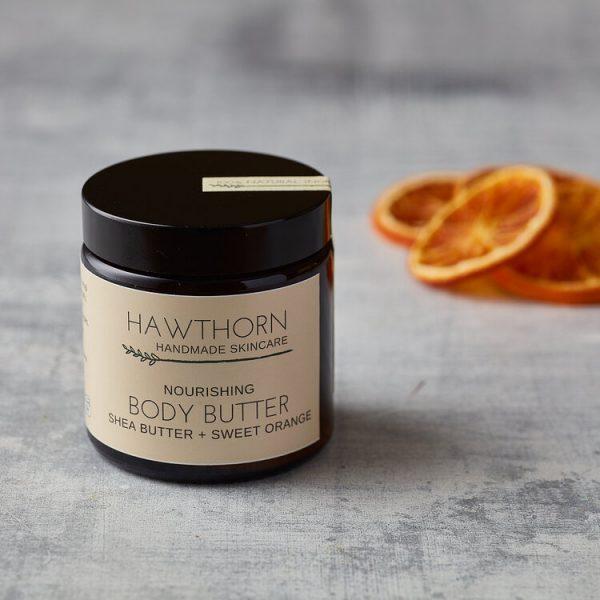 Hawthorne Handmade Skincare Body Butter - Beautiful Things Skincare