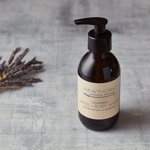 Hawthorne Handmade Skincare Hand and Body Wash Eucalyptus and Lavender - Beautiful Things Skincare