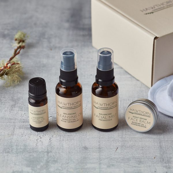 Hawthorne Handmade Skincare Skin Discovery Kit - Beautiful Things Skincare