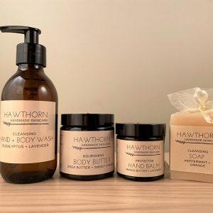 Hawthorne Handmade Wellness Gift Box - Beautiful Things Skincare
