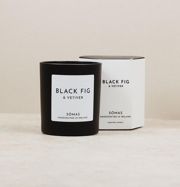 SÓMAS Fig and Vetvier - Beautiful Things Fragrance
