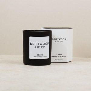 SÓMAS Driftwood and Sea Salt - Beautiful Things Fragrance