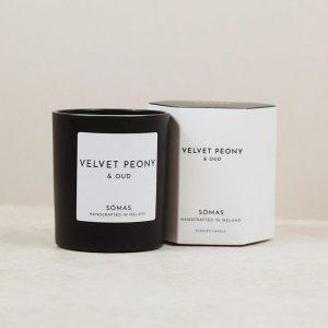 SÓMAS Velvet Peony and Oud - Beautiful Things Fragrance