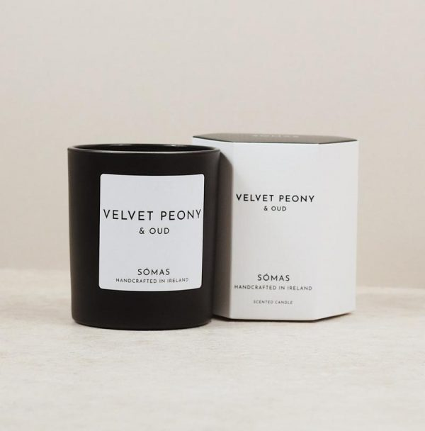 SÓMAS Velvet Peony and Oud - Beautiful Things Fragrance